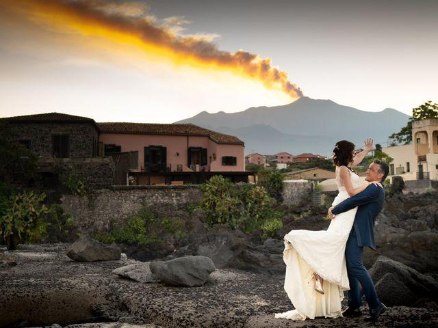 Il matrimonio di Alessia e Giuseppe a Acireale, Catania 1