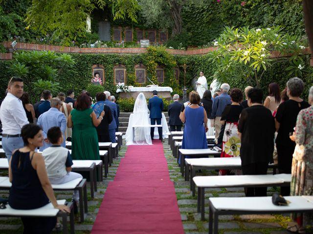 Il matrimonio di Alessia e Giuseppe a Acireale, Catania 14