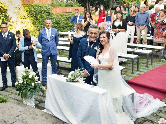 Il matrimonio di Alessia e Giuseppe a Acireale, Catania 16