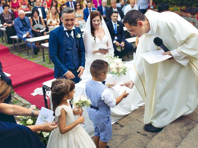 Il matrimonio di Alessia e Giuseppe a Acireale, Catania 18