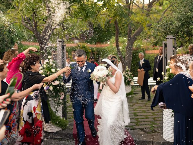 Il matrimonio di Alessia e Giuseppe a Acireale, Catania 22