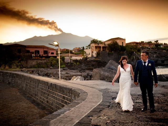 Il matrimonio di Alessia e Giuseppe a Acireale, Catania 27