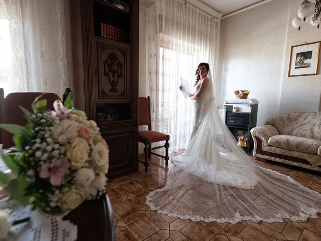 Il matrimonio di Alessia e Giuseppe a Acireale, Catania 56