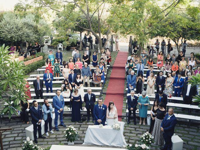 Il matrimonio di Alessia e Giuseppe a Acireale, Catania 82