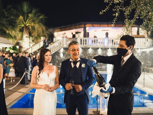 Il matrimonio di Alessia e Giuseppe a Acireale, Catania 83