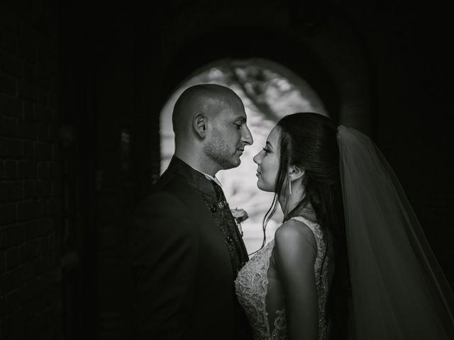 Le nozze di Anna e Andre