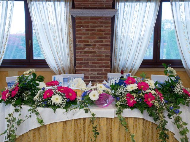 Il matrimonio di Marco e Sabrina a Momo, Novara 6