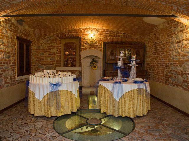 Il matrimonio di Marco e Sabrina a Momo, Novara 9