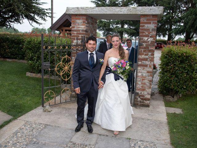 Il matrimonio di Marco e Sabrina a Momo, Novara 10
