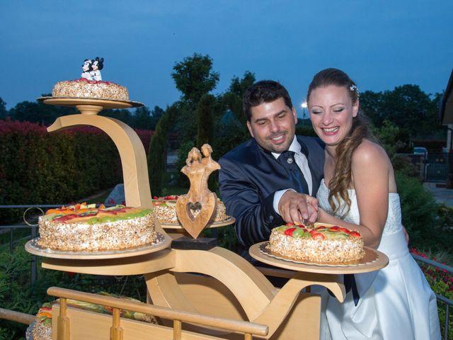 Il matrimonio di Marco e Sabrina a Momo, Novara 12