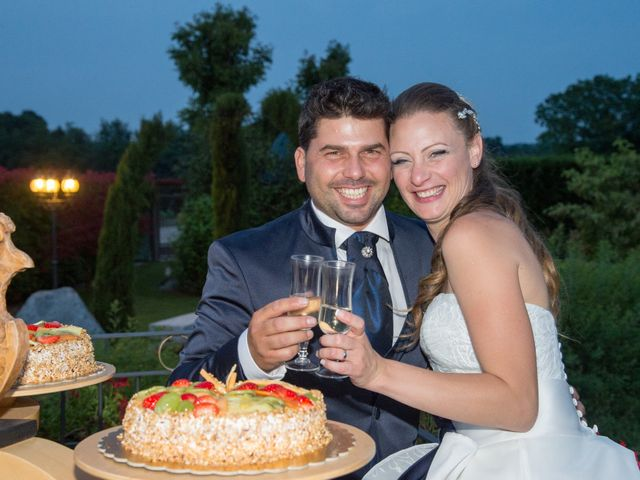 Il matrimonio di Marco e Sabrina a Momo, Novara 14