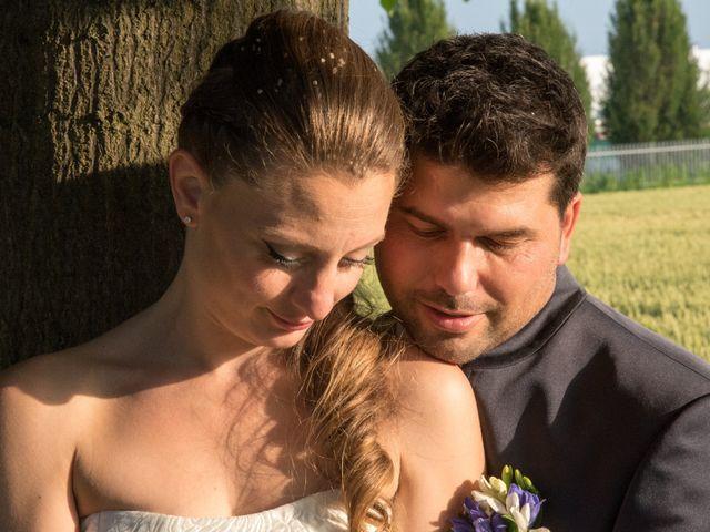 Il matrimonio di Marco e Sabrina a Momo, Novara 23