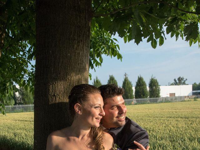 Il matrimonio di Marco e Sabrina a Momo, Novara 24