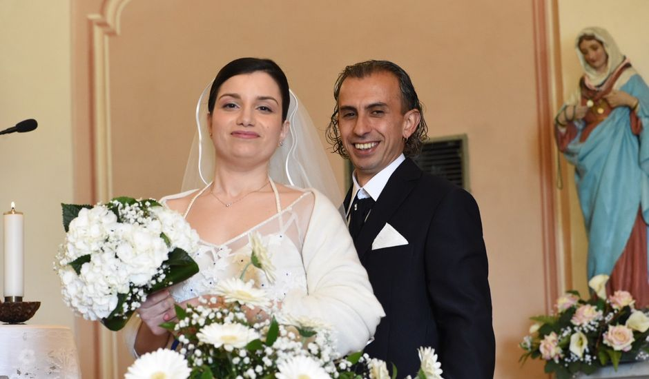 Il matrimonio di Lillo e Aurora  a Oleggio, Novara