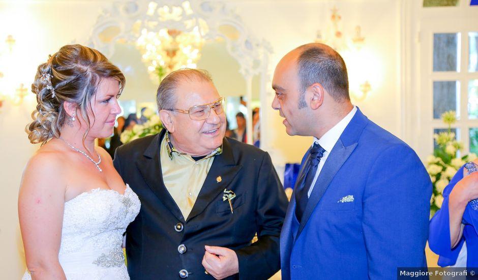 Il matrimonio di Luigi e Ivana a Napoli, Napoli