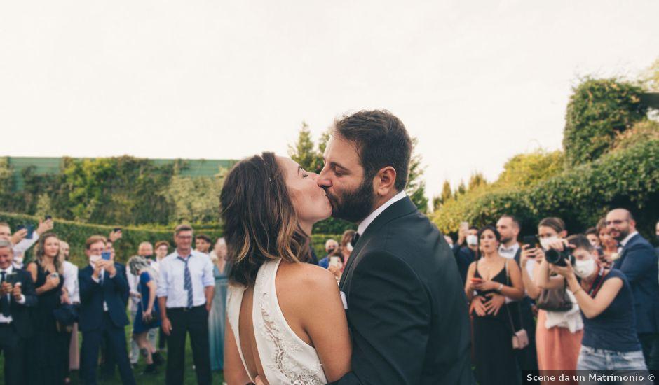 Il matrimonio di Giacomo e Giorgia a Bariano, Bergamo