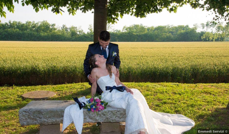 Il matrimonio di Marco e Sabrina a Momo, Novara