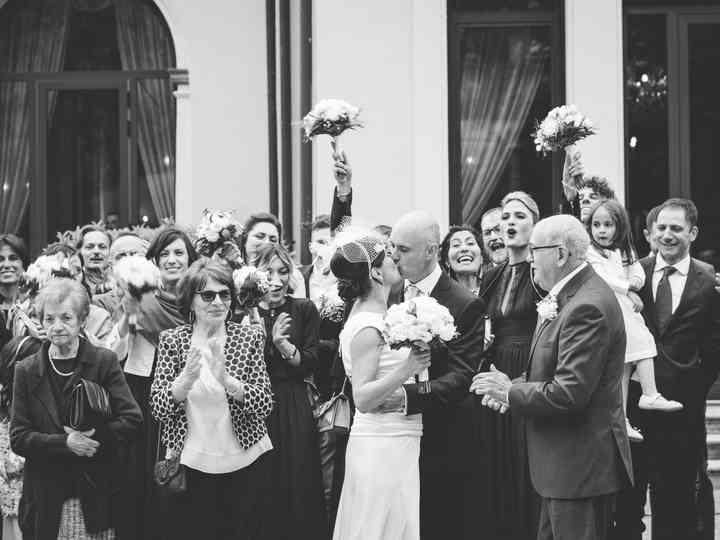 Le nozze di SIlvia e Massimiliano