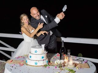 Le nozze di Myriam e Alessandro