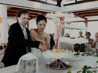 Le nozze di Yao e John