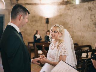 Le nozze di Kate e Cameron 3