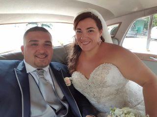 Le nozze di marianeve e luigi