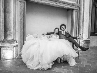 Le nozze di Arianna e Pietro