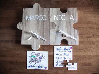 Le nozze di Nicla e Marco 1