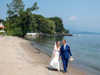 Le nozze di Ines e Andrea