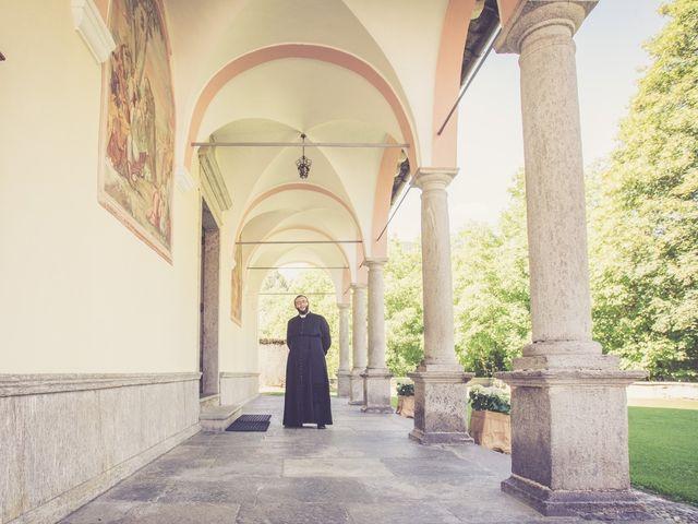 Il matrimonio di Alessandro e Lucia a Stresa, Verbania 16