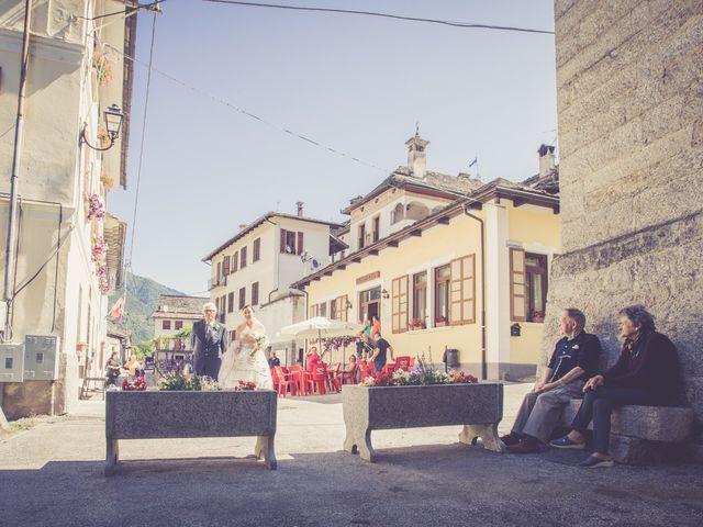 Il matrimonio di Alessandro e Lucia a Stresa, Verbania 22