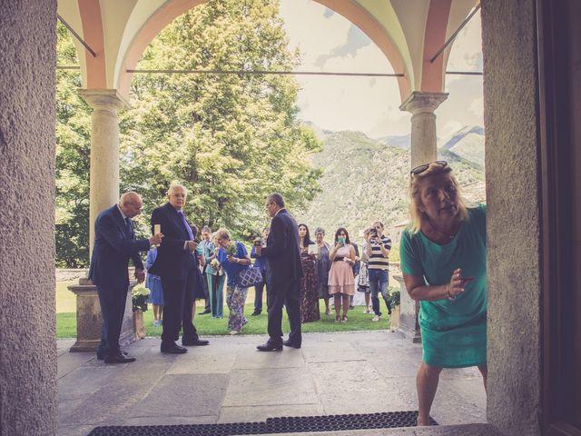 Il matrimonio di Alessandro e Lucia a Stresa, Verbania 27