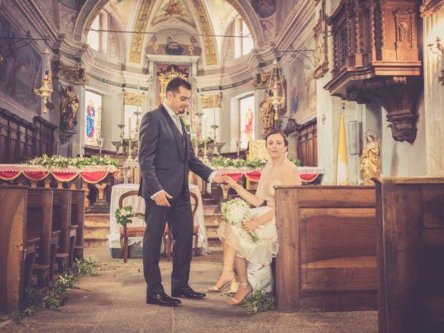 Il matrimonio di Alessandro e Lucia a Stresa, Verbania 26