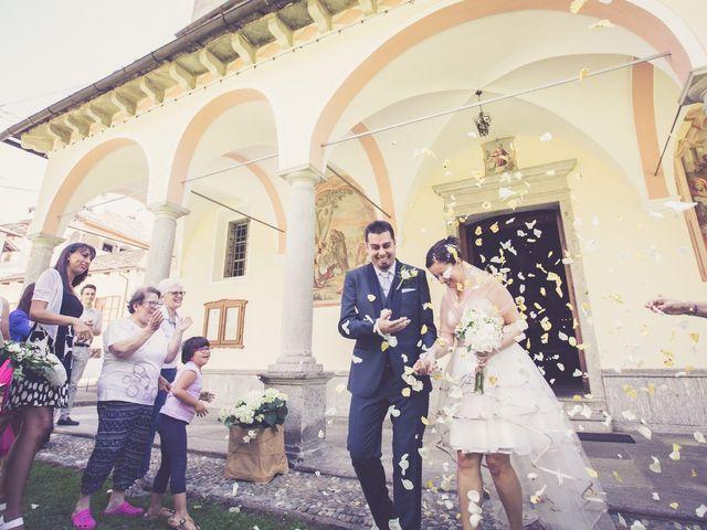 Il matrimonio di Alessandro e Lucia a Stresa, Verbania 28