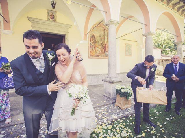 Il matrimonio di Alessandro e Lucia a Stresa, Verbania 1