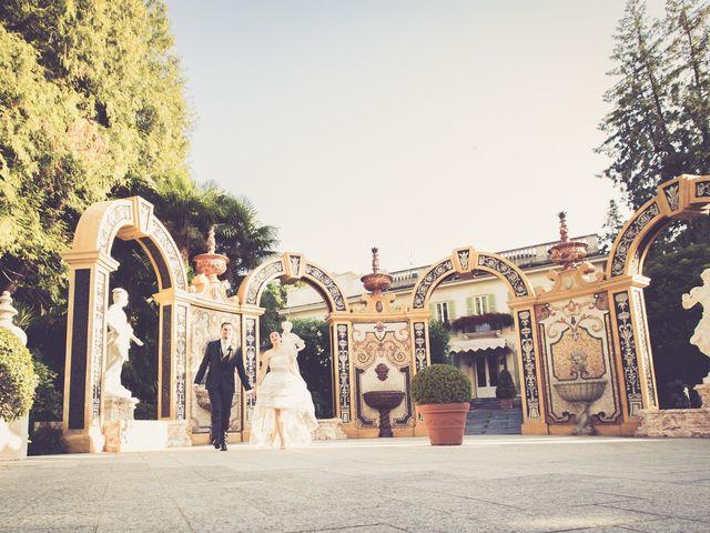 Il matrimonio di Alessandro e Lucia a Stresa, Verbania 44