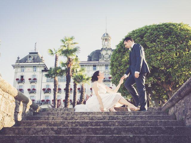 Il matrimonio di Alessandro e Lucia a Stresa, Verbania 45