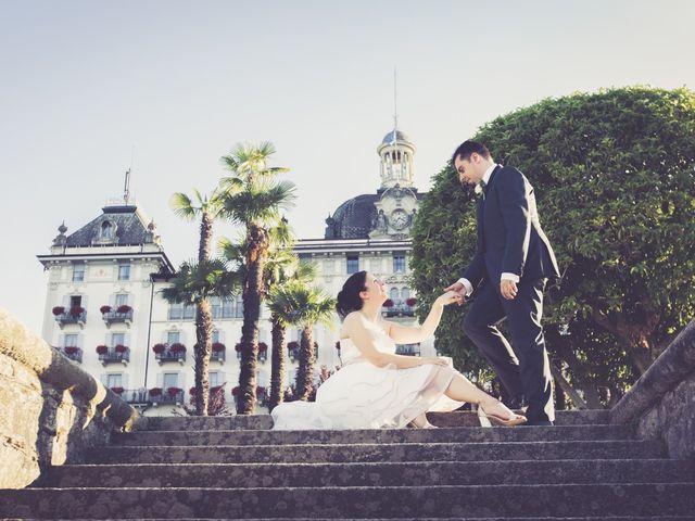 Il matrimonio di Alessandro e Lucia a Stresa, Verbania 46