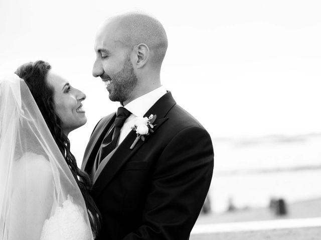 le nozze di Civita e Stefano