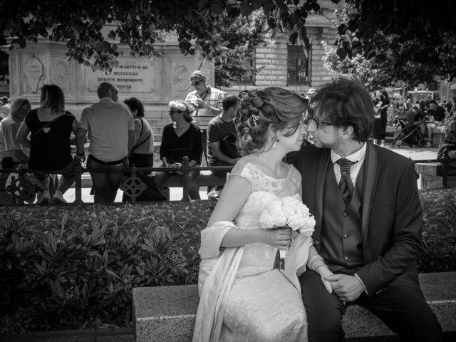Il matrimonio di Emanuele e Annalisa a Milano, Milano 1