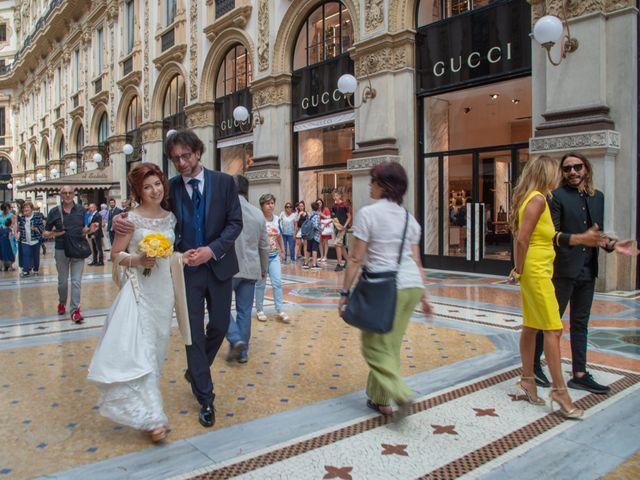 Il matrimonio di Emanuele e Annalisa a Milano, Milano 2