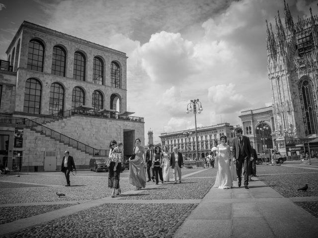 Il matrimonio di Emanuele e Annalisa a Milano, Milano 8