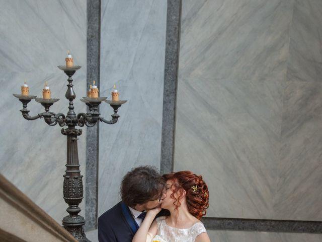 Il matrimonio di Emanuele e Annalisa a Milano, Milano 11