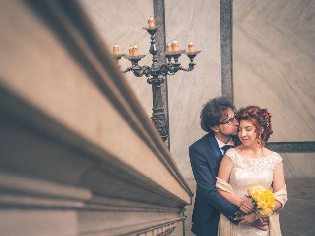 Il matrimonio di Emanuele e Annalisa a Milano, Milano 12