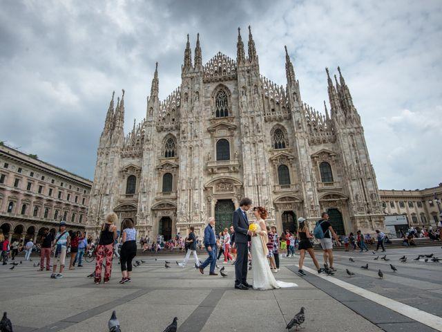 Il matrimonio di Emanuele e Annalisa a Milano, Milano 13