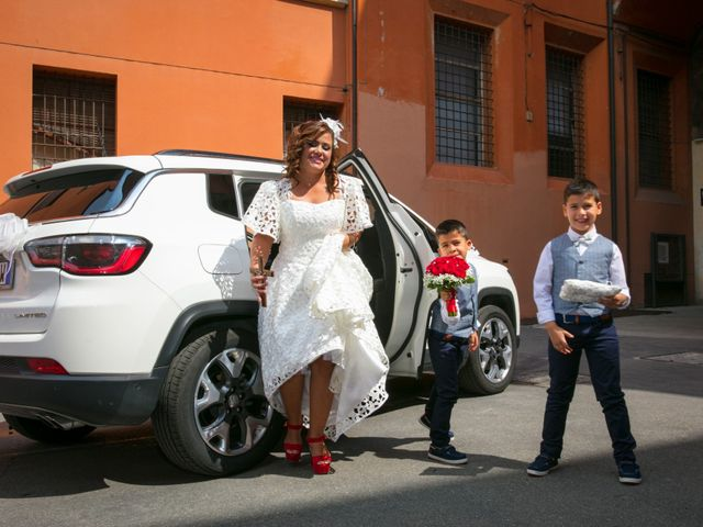 Il matrimonio di Pietro e Andreesa a Comacchio, Ferrara 4