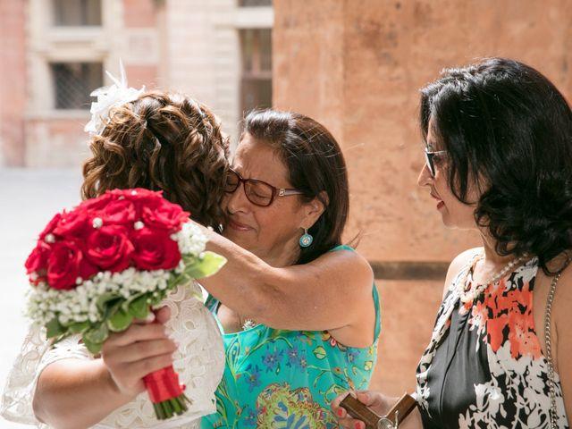 Il matrimonio di Pietro e Andreesa a Comacchio, Ferrara 7
