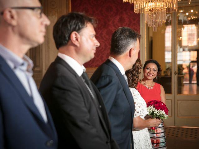 Il matrimonio di Pietro e Andreesa a Comacchio, Ferrara 15