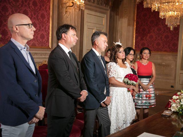 Il matrimonio di Pietro e Andreesa a Comacchio, Ferrara 16