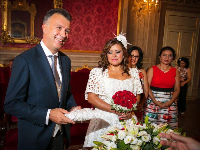 Il matrimonio di Pietro e Andreesa a Comacchio, Ferrara 19